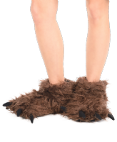 Big Foot Paw Slippers - Kids & Adults - Lazy One® | Paw Slippers